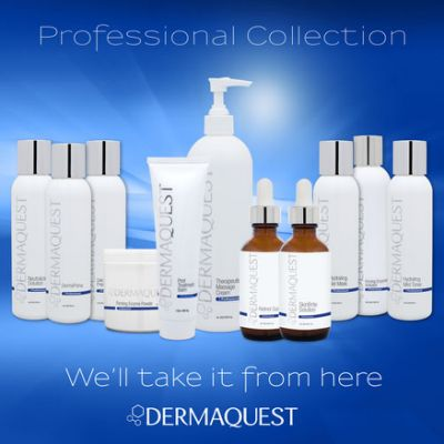 DermaQuest resurfacer collection