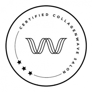 Collagen Wave Certified Salon logo
