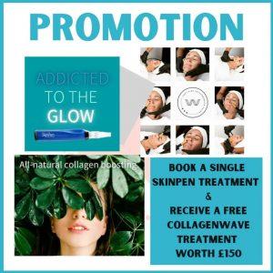 SkinPen CollagenWave Promotion